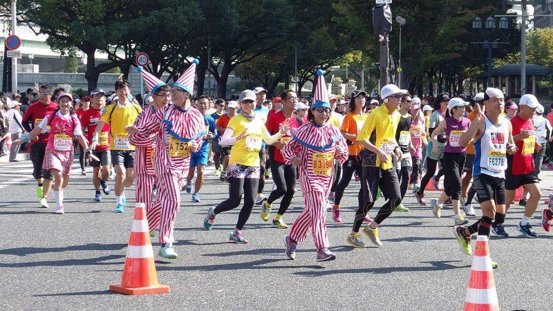 Osaka Marathon_2