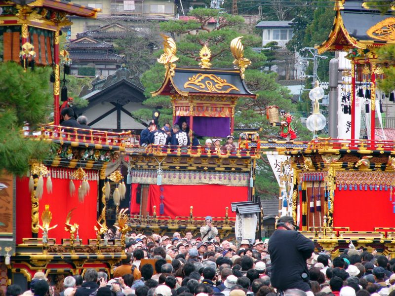 Takayami Festival